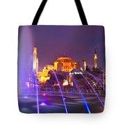 Hagia Sophia - Istanbul Tote Bag