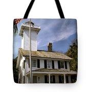 Haig Point Lighthouse Tote Bag