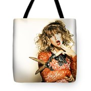 Hair Cut With Style Tote Bag