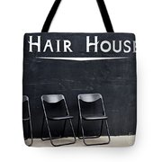 Hair House Tote Bag