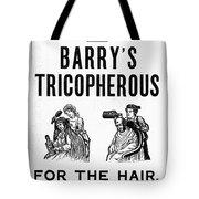 Hair Restorative, 1887 Tote Bag