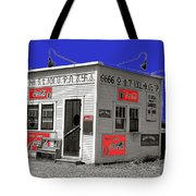 Hamburger Stand Coca-cola Signs Russell Lee Photo Farm Security Administration Dumas Texas 1939-2014 Tote Bag
