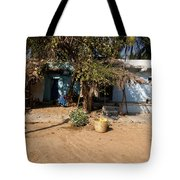 Hampi Bazaar Tote Bag