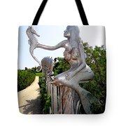 Hamptons Hideaway Tote Bag