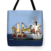 Han Xin Ship Tote Bag