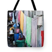 Hanging Towels Tote Bag