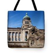 Hanseatic Supreme Court Of Hamburg Tote Bag