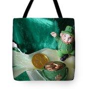 Happy St. Patricks Day Tote Bag