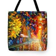 Happy Street Tote Bag