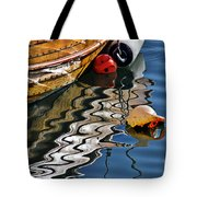 Harbour Reflections Tote Bag