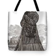 Harriet Tubman, American Abolitionist Tote Bag