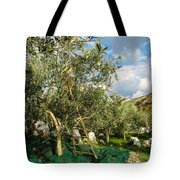 Harvest Day Tote Bag