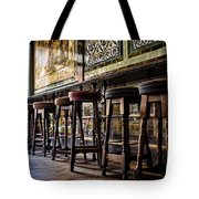 Have A Seat Tote Bag by Heather Applegate
