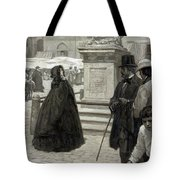 Hawthorne The Marble Faun Tote Bag