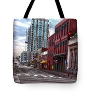 Street Photography Nashville Tn Tote Bag