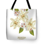 He Is Risen Tote Bag by Anne Norskog