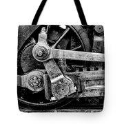 Heavy Steel Tote Bag