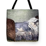 Helen Jewett (1813-1836) Tote Bag