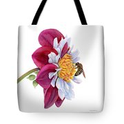 Hello My Flower Tote Bag