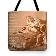 Her Father's Belongings Tote Bag