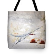 Heron Flight Tote Bag