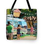 Hey Cupcake Tote Bag