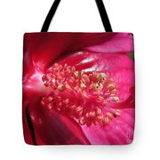 Hibiscus Named Luna Rose Tote Bag