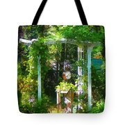 Hidden Garden Tote Bag