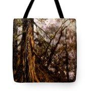 Hillside Ancient Tote Bag