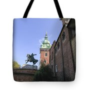 Historic Centre Cracow Poland  Tote Bag