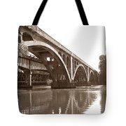 Historic Wil-cox Bridge Tote Bag