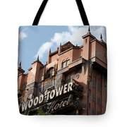 Hollywood Tower Tote Bag