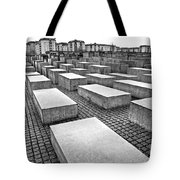 Holocaust Memorial - Berlin Tote Bag