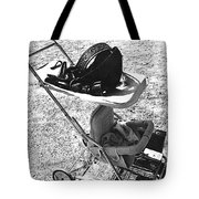 Holster  Brief Case  Baby Carriage Tombstone Arizona 1970 Tote Bag