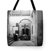 Holy Sepulcher Tote Bag
