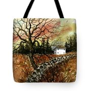 Home In The Distance Tote Bag