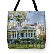 Home On St. Charles Ave - Nola Tote Bag