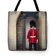 Honor Guard Tote Bag