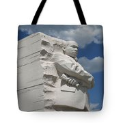 Honoring Martin Luther King Tote Bag