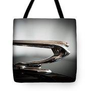 Hood Ornament Tote Bag