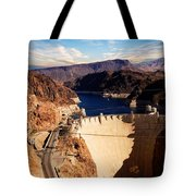 Hoover Dam Nevada Tote Bag