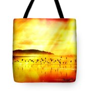Hope On A Wing And A Prayer Tote Bag