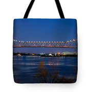 Horace Wilkinson Bridge Tote Bag