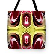 Horizon Abstract Tote Bag