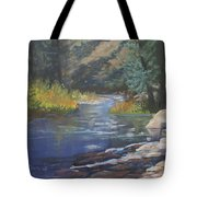 Horse Creek Tote Bag