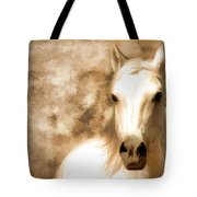 Horse Whisper Tote Bag