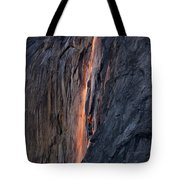 Horsetail Falls 9935 Tote Bag