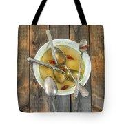 Hot Soup Tote Bag by Joana Kruse