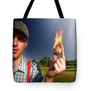 Hot Sport Tote Bag