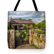 House Of God Tote Bag
